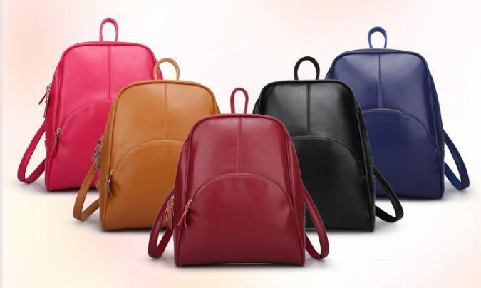 Wholesale 2018 orignal real Genuine leather fashion Backpack handbag presbyopic mini package messenger bag mobile phonen purse