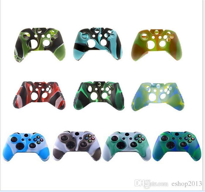 Videospiele Unterhaltungselektronik Silikon Fall Abdeckung Für Xbox 360 Gamepad Weiche Gummi Silikon Abdeckung Für Xbox360 Controller Zubehör Gel Schutzhülle Haut