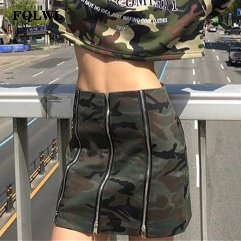 Sexy camo skirts was specially