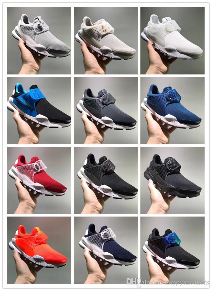 Fragment Sock Dart baskets air chaussures de course en mesh,