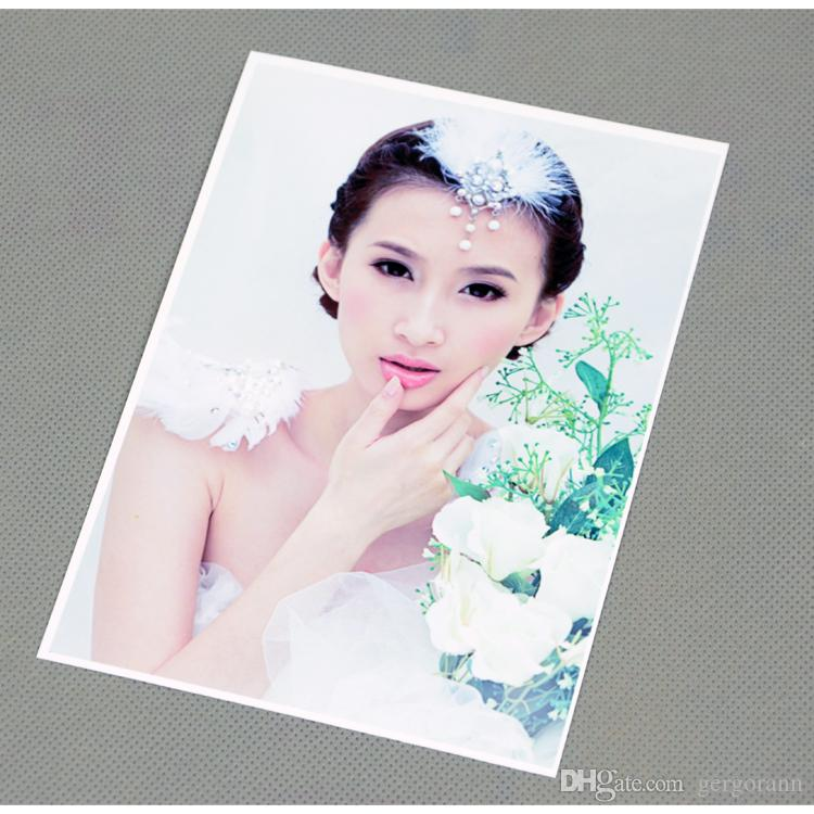 glossy photo paper for inkjet printing in A4 size Two-sided paper 200gsm, 260gsm 300gsm premium