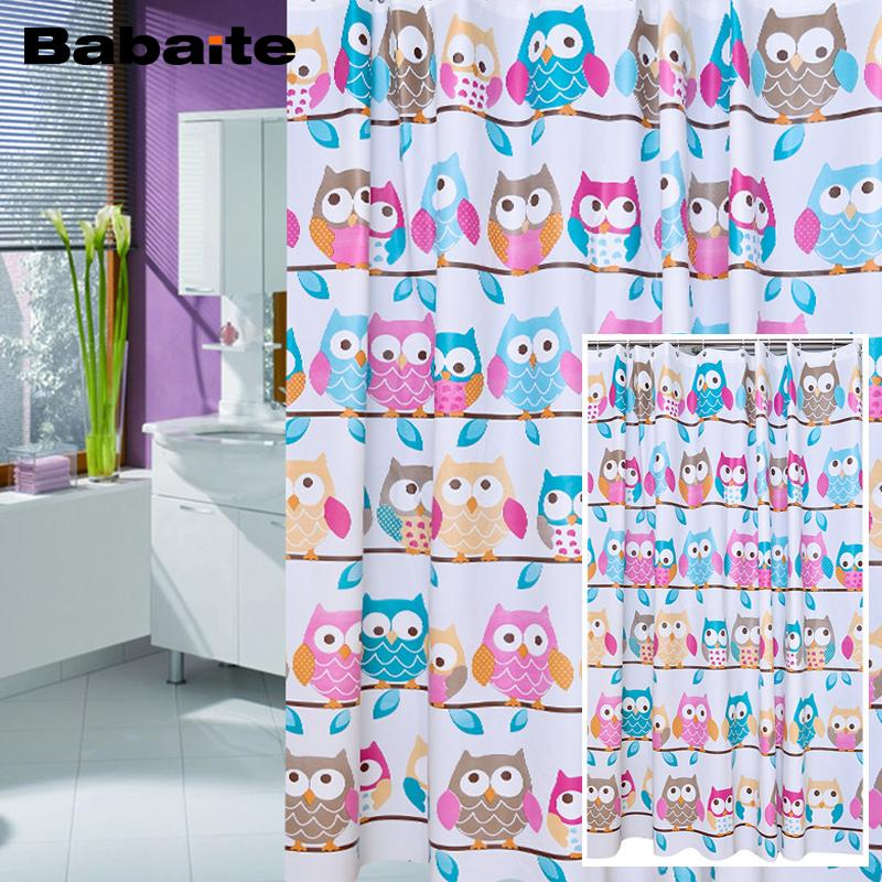 2018 Babaite 3d Luxury Printing Cartoon Cute Wise Owls Decor ...