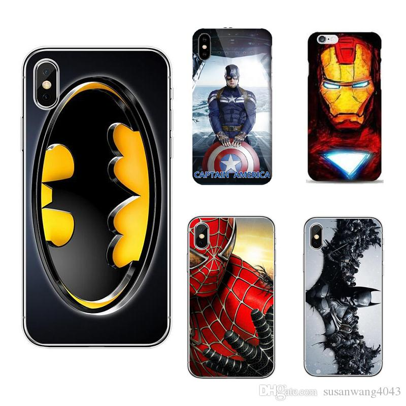 coque avengers iphone 8