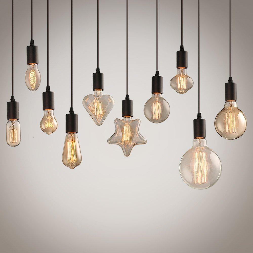 High quality modern pendant light fixtures loft vintage hanglamp pendant lights black pendant lamps aluminum lightings lamparas blue pendant lights retro