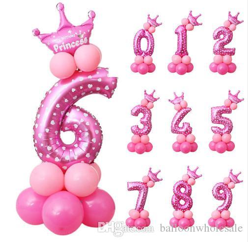 9 Year Old Birthday Decorations
