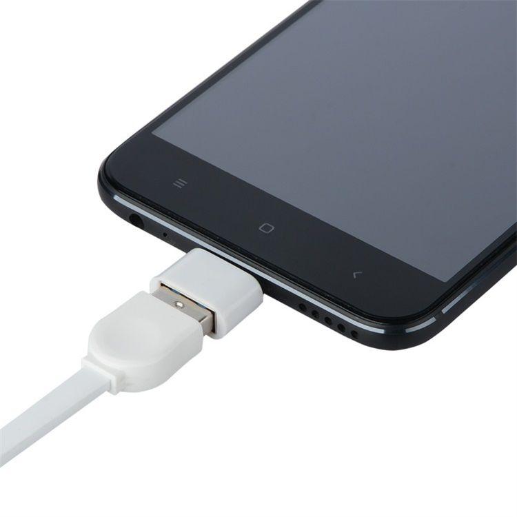 Tip-C OTG USB 3.1 USB2.0 Tip A Samsung Huawei Telefon Yüksek Hızlı Sertifikalı Cep Telefonu Aksesuarları Için Adaptör Konektörü