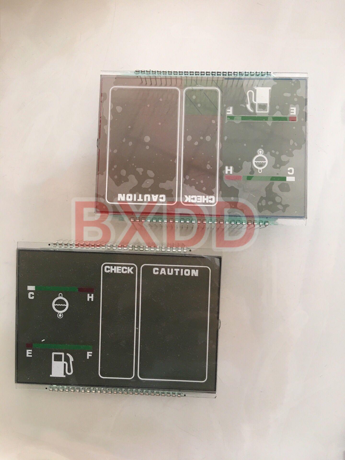 Ekskavatör için Komatsu PC200-5 Monitör LCD Ekran Paneli