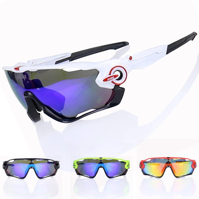 2314be9ae5 Polarized Cycling SunGlasses Mountain Bike Goggles Sport Eyewear MTB ...