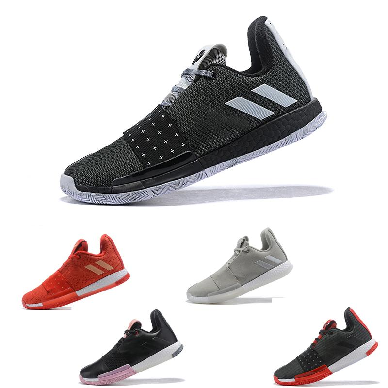 abc04e4d0c06 Newest James Harden 3 Vol.3 III Men S Basketball Shoes High Quality Trainer  Sport Sneaker Size 40 46 Shoes Sneakers Jordans Shoes From Nice sneaker