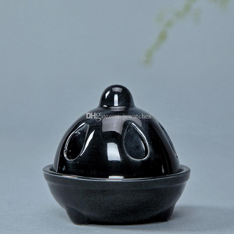 Cone De Queimador De Incenso De Cerâmica Velas De Design E Óleo Essencial Queima De Casa Decoração De Atacado