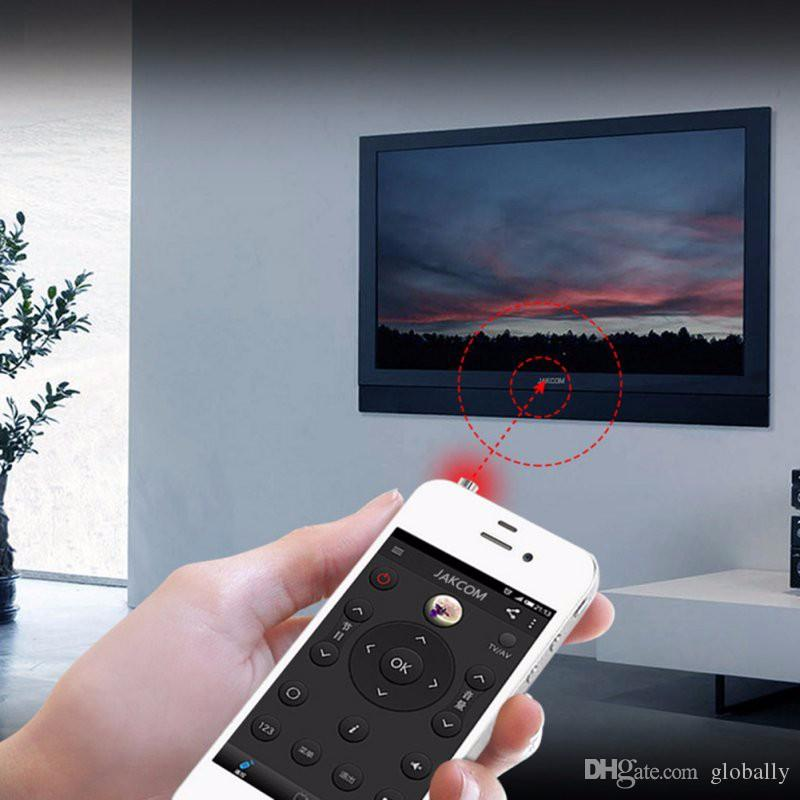 Luce JAKCOM IR2 IR2S IR Telecomando intelligente Iphone Ipad Mini Smart Home Switch Controller inferiore