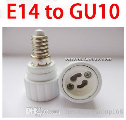 B22 E14 to GU10 / E14 to G9 G5.3 MR16 / B22 to E14 / E27 - B15 B22 E40 Lamp Holder Converter Big Screw Mouth