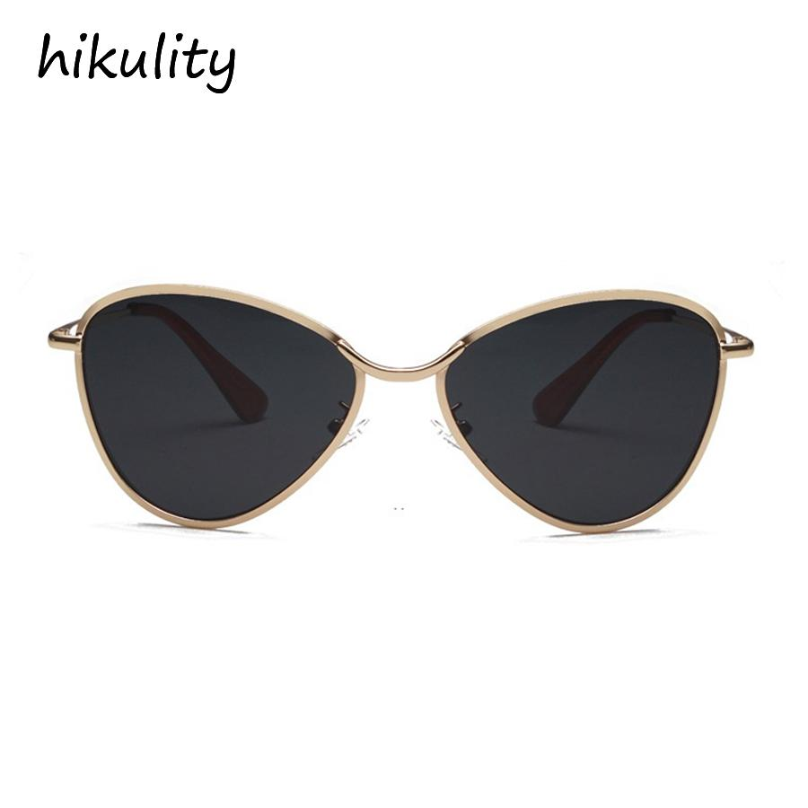4f4c12c85c Luxury Vintage Cat Eye Sunglasses Women 2018 Brand Designer Butterfly  Shapep Ladies Shades Metal Cateye Sun Glasses For Men Best Sunglasses  Dragon ...