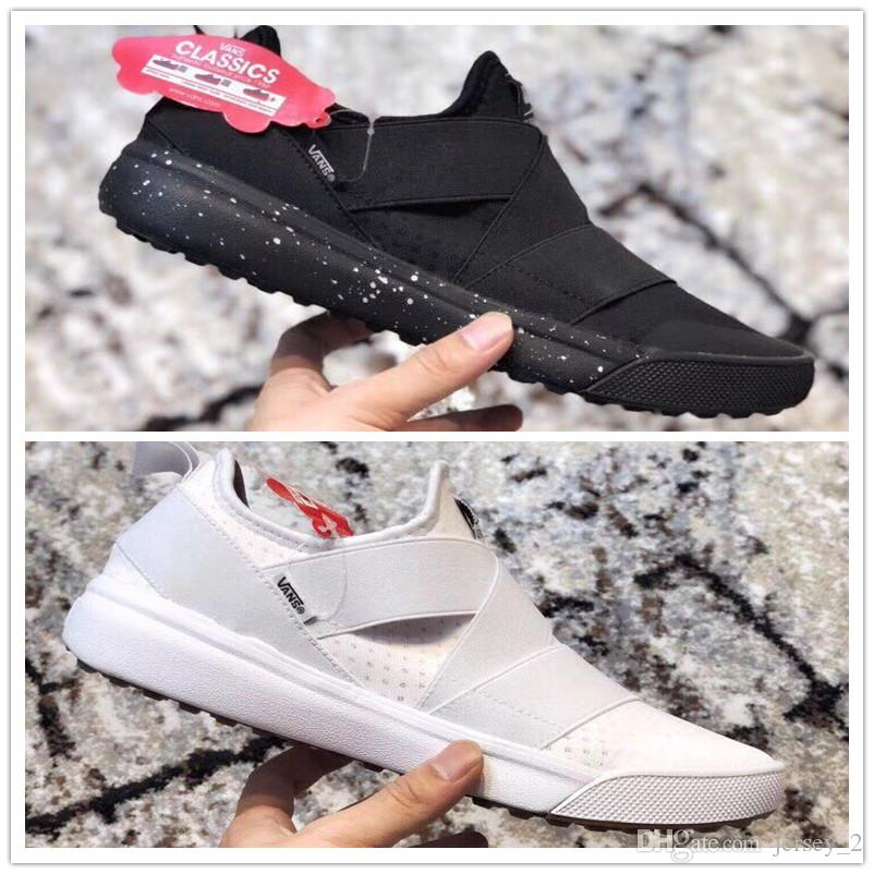 2018 UltraRange Casual cross elastic banded socks for men women casual shoes black white Running Casual Skate Sneakers size 36-44 quality free shipping outlet VWcWR