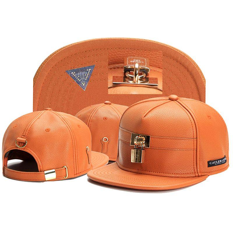 Fashion Men Women Cayler   Sons Snapback Cap Baseball Hats Adjustable Hat  Hip Hop Snapbacks Brand Snakeskin Casquette Gorras Caps Red Black Cap  Online ... e7904dfd8a23