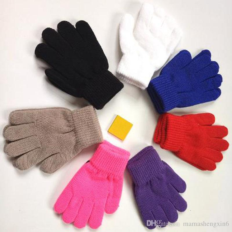 2e820e05f48c Fashion Children S Kids Magic Gloves Girls Boys Kids Infants ...