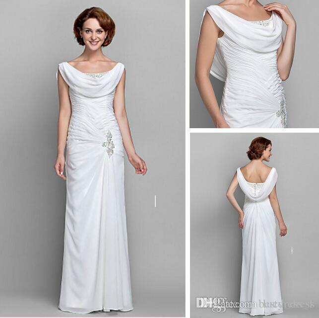 432d8260386 2018 Vintage Elegant Plus Size Column Mother Of The Bride Dress ...