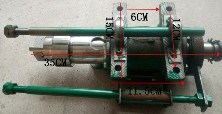 Qihang top commerciale riso soffiato macchina / mais soffiatrice / soffiato mais estrusore senza motore e telaio