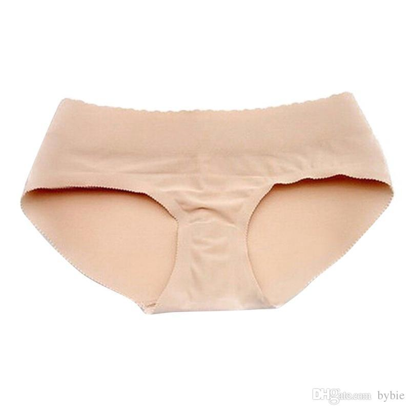 688fb2dd574 2019 Women S Hip Padded Butt Lifter Enhancer Bum Push Up Buttocks M L XL  Panties New Sale From Bybie