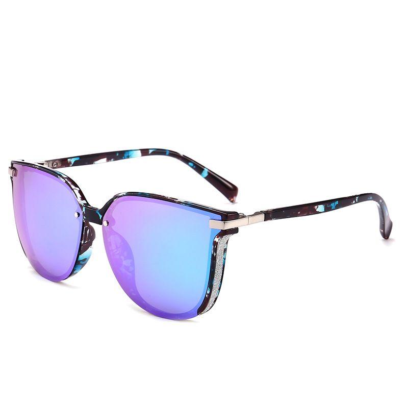cf5d3a1c9c Retro Thick Edge Super Light Sunglasses For Women Men Trend 2018 New ...