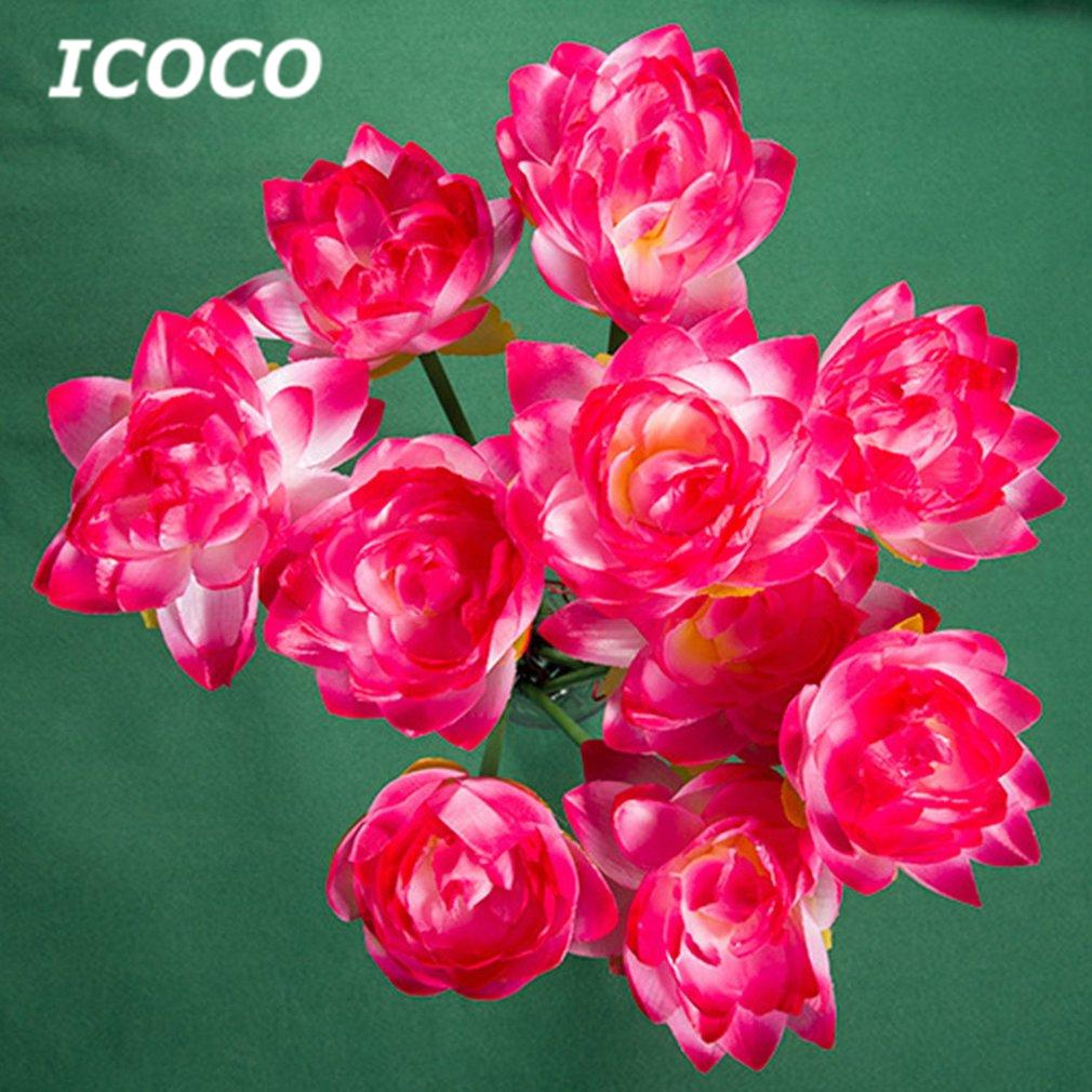 2018 icoco waterproof design electric floor light beautiful flower 2018 icoco waterproof design electric floor light beautiful flower lotus shape underground light for garden decoration sale from mikety 3044 dhgate izmirmasajfo