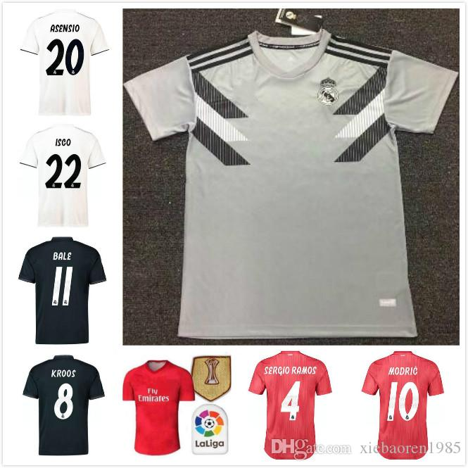 Maillot Domicile Real Madrid Asensio