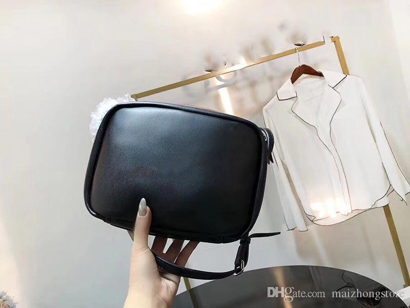 Fashion totes BAL high quality Camera style shoulder crossbody bag high quality women fashion totes ladies purse handbag