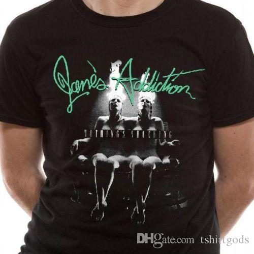 dcd8b4448 Jane'S Addiction Nothing'S Shocking Censored T Shirt Size:S,L NEW &  OFFICIAL Gag T Shirts T Shirts With Prints From Tshirtgods, $10.59|  DHgate.Com