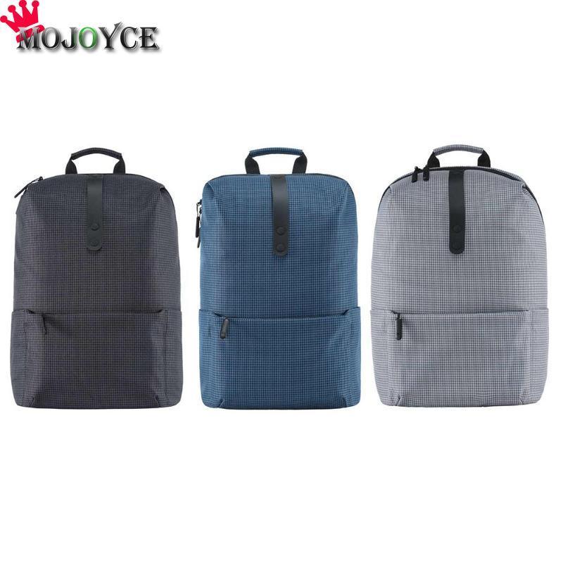 730445afae51 Xiaomi Mi 20L Leisure Backpack Waterproof Travel Rucksack 15.6in Laptop Bag  Daypack Swissgear Backpack From Bowdown