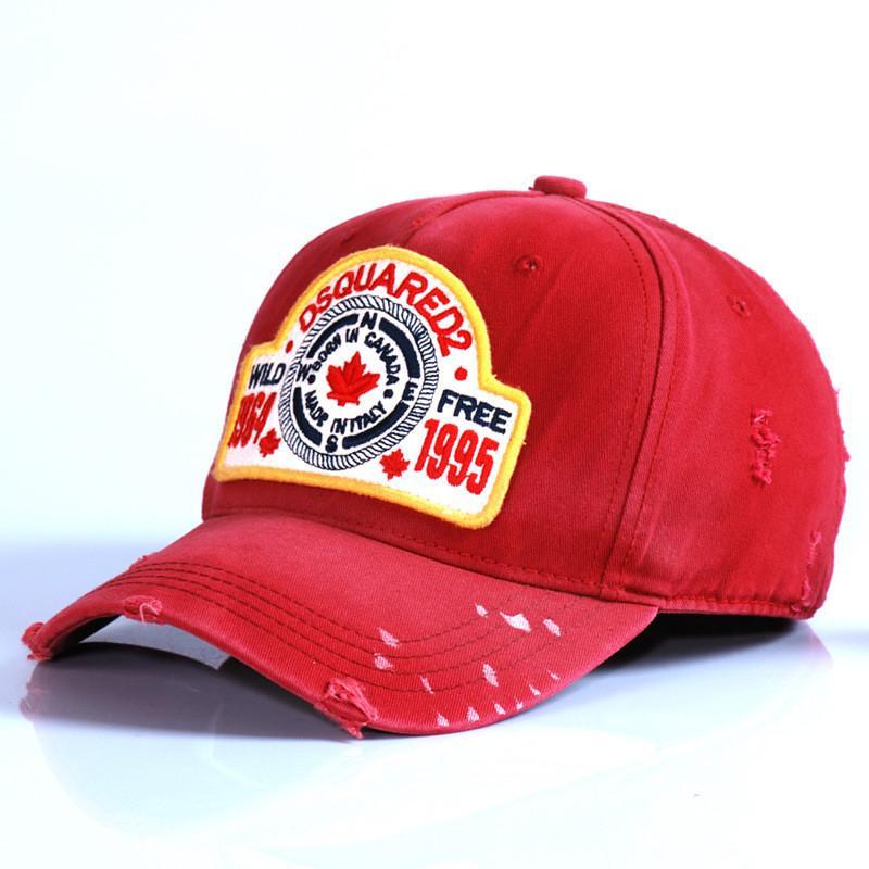 Compre Hot D2 Gorras De Deporte Curvadas Bordado De Alta Calidad Retro  Sombrero De La Gorra De Béisbol De Lujo Para Adultos Casquillo De La Bola  Ajustable ... ad40a2f0653