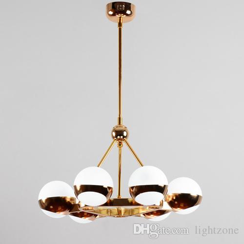 New Design Led Pendant Ceiling Lamps Decorative Chandeliers Light ...