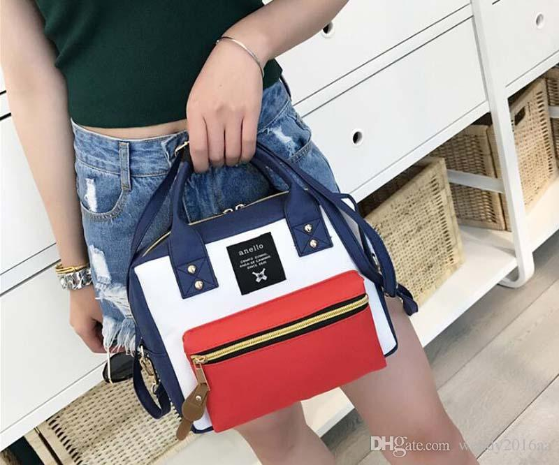 3c0c2844ac New Fashion Anello Brand Bags Boston Oxford Ladies Shoulder Bags Small Size  Laptop Travel Multifunctional Totes Cheap Handbags Cheap Purses From  Wendy2016aa ...