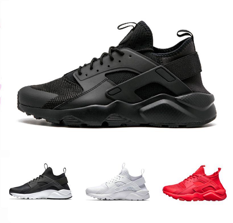 ae6401c4433 Compre Nike Air Huarache Shoes 2018 2019 Nueva Temporada Hombres Mujeres  Huarache IV Zapatos Envío Gratis Marca Sneaker Al Aire Libre Adultos  Entrenadores ...