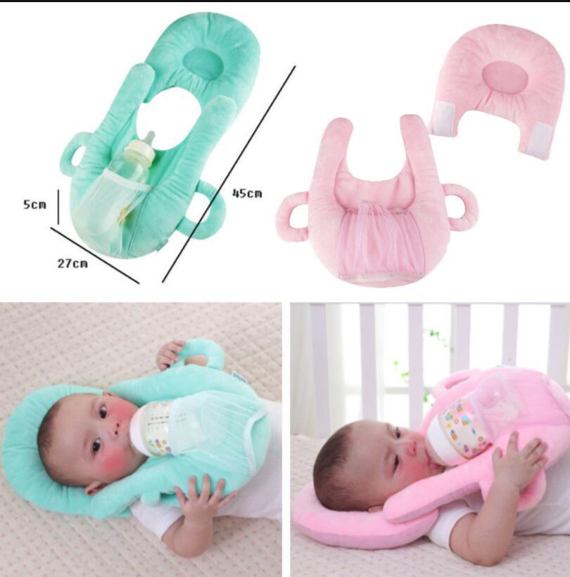 25d83042a Infant Baby Nursing Cushion Anti Roll Prevent Flat Head ...