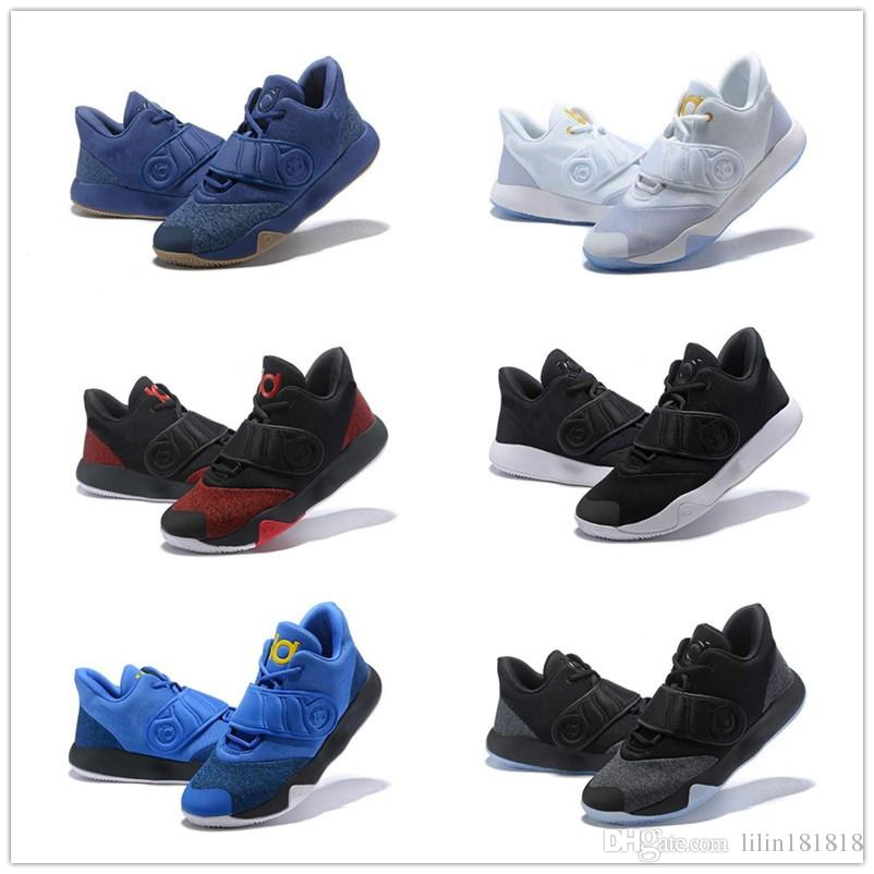 buy popular c03c6 b0e6e 2019 KD 6 VI Basketball Shoes for Men New Arrival High Quality Kevin Durant  6 VI Sneaker ,size Us 7-12 KD 6 KD VI Durant 6 Online with  62.23 Pair on  ...