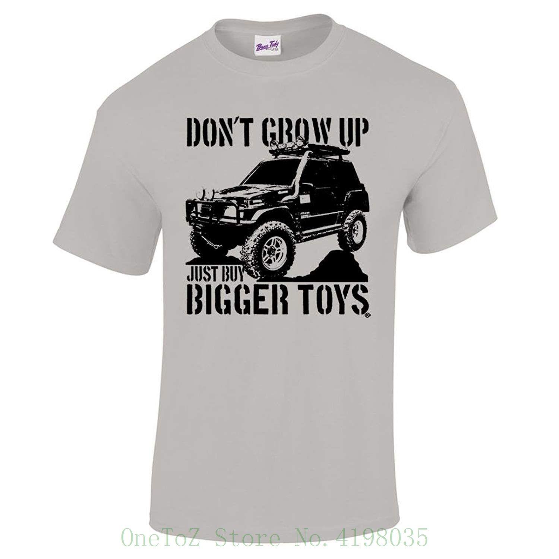 6dd66100e Men's 4x4 T Shirt Buy Bigger Toys 4x4 Off Road T Shirts #2 Mens Tops Cool O  Neck T shirt