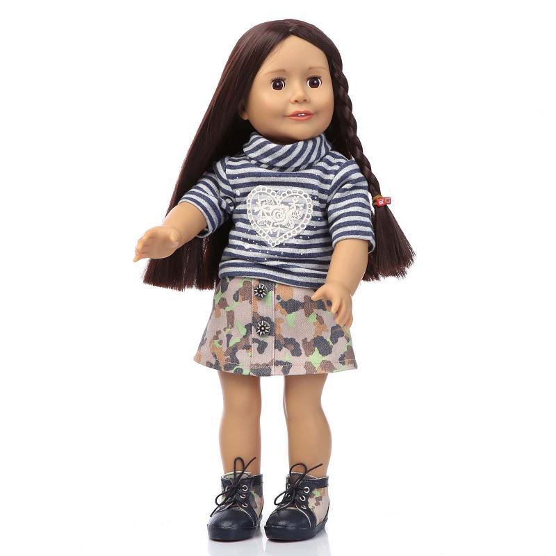 Fashion American Girl Dolls For Girls Children S Gift New Style 18