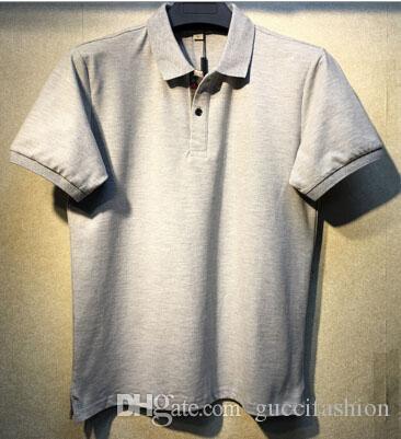 Compre Polo De Los Hombres Del Mercado Inglaterra Desiger Londres Brit Polos  Hombres Manga Corta De Algodón Camisetas De Deporte Golf Tamaño S Xxl A   20.22 ... 2b063df9cb09c