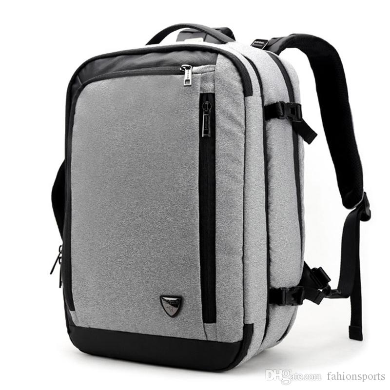 ada2d36641c7 New Disassemble Multifunction 17 Inch Laptop Backpacks For Teenager  Business Male Mochila Men Travel Backpack Bag Backpacks Laptop Travel  Handbags Online ...