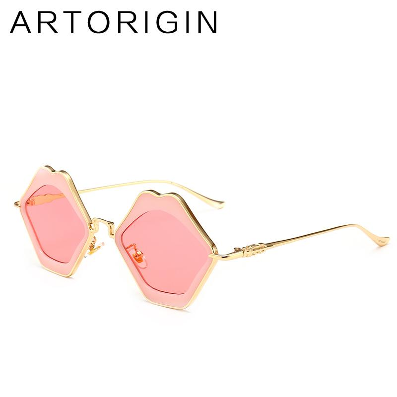 b53211cd6a2112 Middle Size Lip Sunglasses For Women Sexy Love Ladies Sun Glasses For  Casual Travel Street Eyewear Female Lunette Vintage Sunglasses Super  Sunglasses From ...