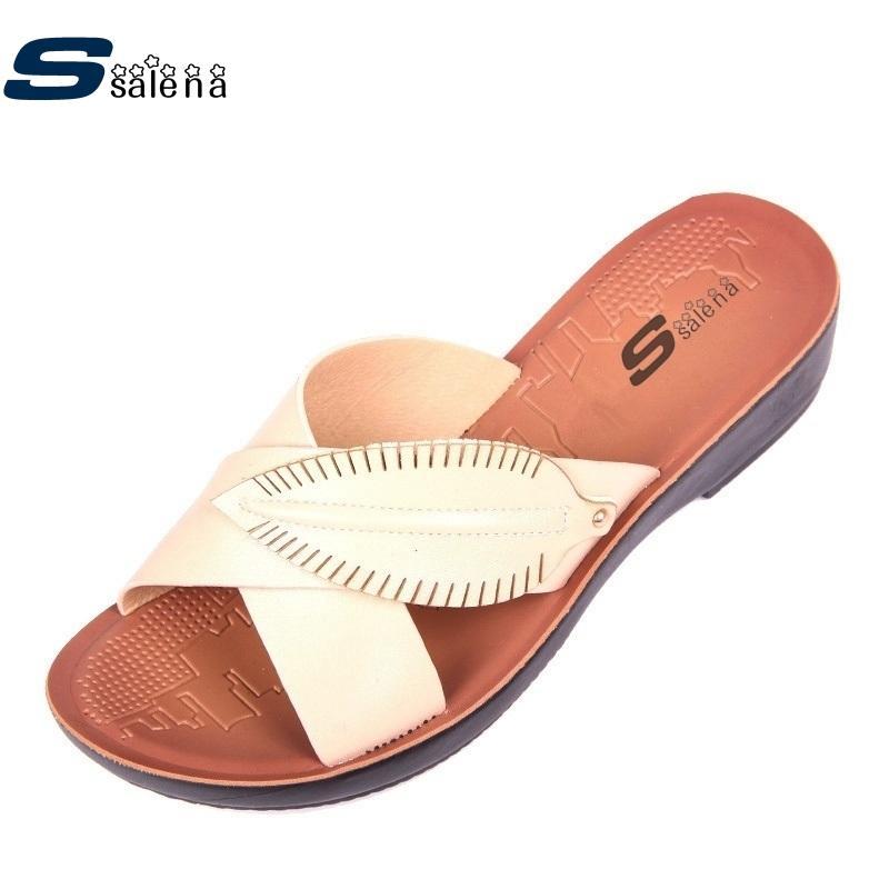 Sommer Hausschuhe Frauen Hohe Qualität Bunte Hausschuhe Frauen Mode Kühlen AA10109