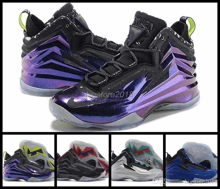 2018 New Chuck Posite Men Basketball Shoes High Quality Cheap ... f02dac8011b