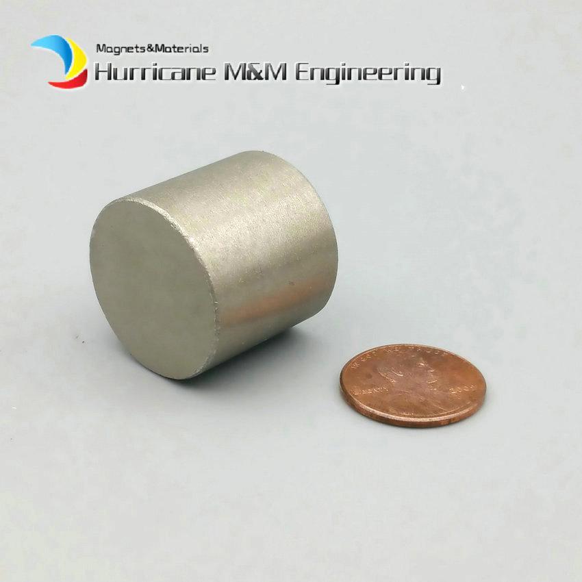 1 pieza Diámetro del disco del cilindro del imán SmCo 25x25 mm aproximadamente 1