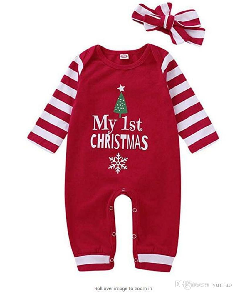 Christmas Jumpsuit Baby.Seoproductname