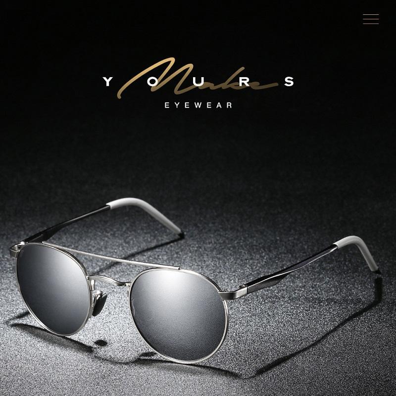Polar Bund Brand New Legierung Polarisierte Männer Frauen Sonnenbrille Reise Fahren Sonnenbrille Klassische Brillen Gafas