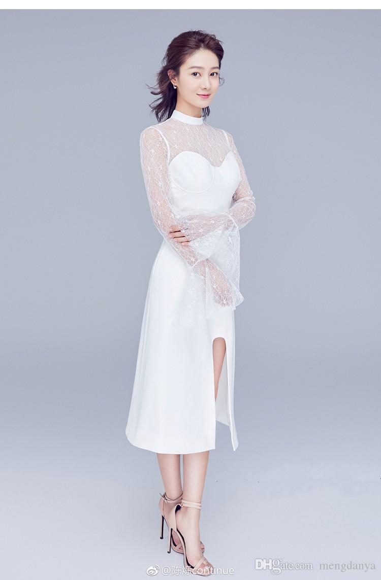 Ungewöhnlich Alle Weißen Kurzen Prom Kleider Fotos - Brautkleider ...