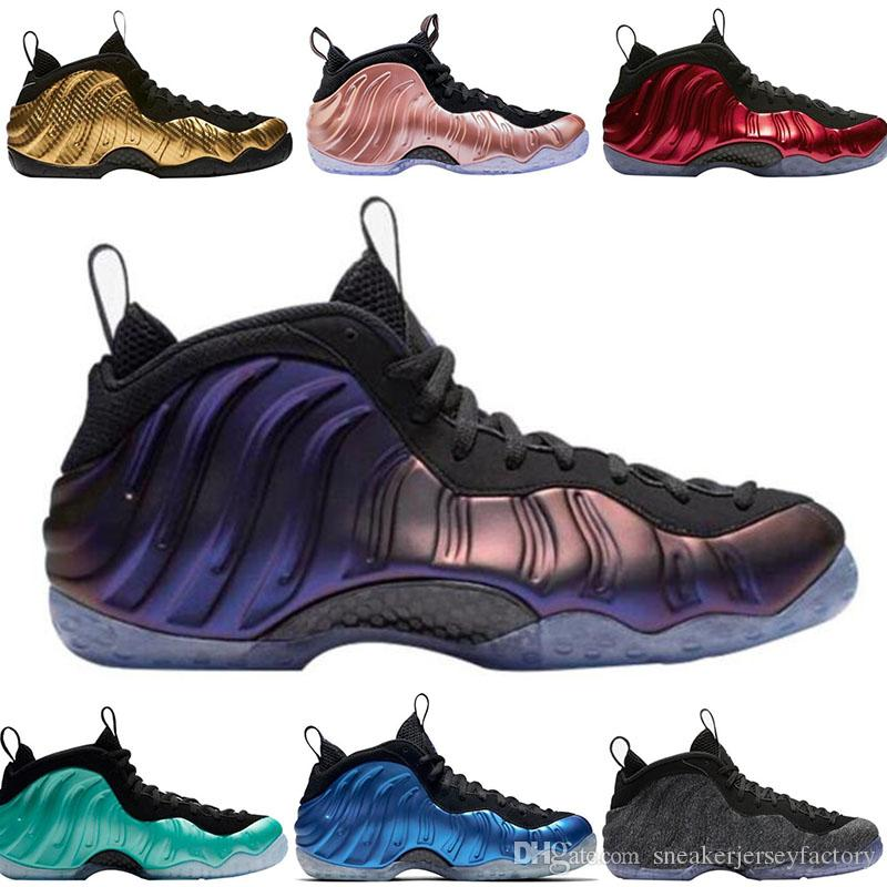 Olympic Penny Hardaway Basketball Shoes For Men Eggplant Island Green  Metallic Gold Red Pink FOAM Women Fashion Sneaker Shoes Size Us41 47 UK  2019 From ... d4893c4a4