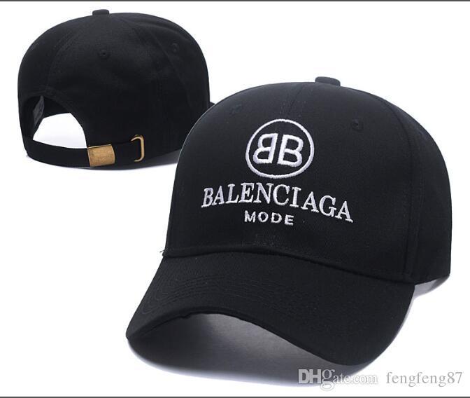 50aa9987485d5 2018 Kpop VETEMENTS Big Daddy 18FW BNIB White Unisex Logo Baseball Cap  Adjustable Dad Tactical Snapback Hat Beanie Cap Casquette Custom Baseball  Hats Army ...