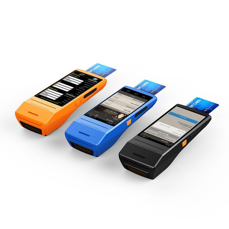 RFID Handheld Termimal Android Handheld Uhf Rfid Reader PDA5501