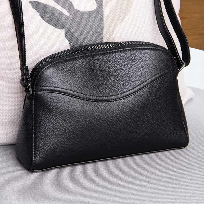 New Genuine Leather Women S Bag Fashion Small Crossbody Bags For Women  Shoulder Messenger Bag Luxury Female Party Purse Handbags Purses For Sale  Leather ... 4924162801d00